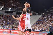 DESCRIZIONE: Torino FIBA Olympic Qualifying Tournament Italia - Croazia<br /> GIOCATORE: Marco Stefano Belinelli<br /> CATEGORIA: Nazionale Italiana Italia Maschile Senior<br /> GARA: FIBA Olympic Qualifying Tournament Italia - Croazia<br /> DATA: 05/07/2016<br /> AUTORE: Agenzia Ciamillo-Castoria