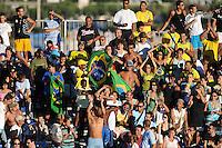 FIFA BEACH SOCCER WORLD CUP 2008 BRAZIL - SPAIN   18.07.2008 Fans (BRA) celebrate.