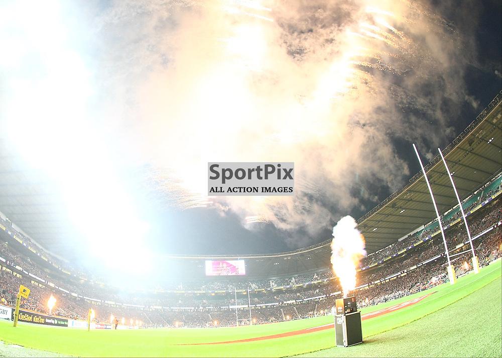 Twickenham Stadium, London. Big Game 8. Harlequins V Gloucester (c) Matt Bristow | SportPix.org.uk