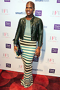 6 September 2013- New York, NY: Reality TV Personality Miss Lawrence attends Harlem Fashion Row 2013 Spring Presentation held at Jazz at Lincoln Center on September 6, 2013 in New York City. ©Terrence Jennings