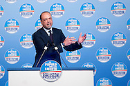 2013/01/25 Roma, il Popolo delle Liberta' apre la sua campagna elettorale. Nella foto Angelino Alfano..Freedom People Party open its electoral campaign. In the picture Angelino Alfano