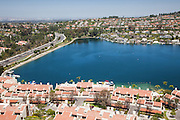 Lakefront Homes in Mission Viejo California