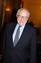 SIR RONALD GRIERSON at a private view of the new exhibition 'Matisse, his Art and his Textiles' at the Royal Academy of Art, Burlington House, Piccadilly, London on 1st March 2005.<br /><br />NON EXCLUSIVE - WORLD RIGHTS