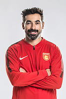 **EXCLUSIVE**Portrait of Argentine soccer player Ezequiel Lavezzi of Hebei China Fortune F.C. for the 2018 Chinese Football Association Super League, in Marbella, Spain, 26 January 2018.