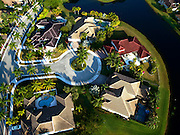 Aerial view of Weston Residential