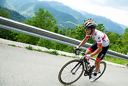 Jan Polanc (SLO) of UAE Team Emirates during 3rd Stage of 26th Tour of Slovenia 2019 cycling race between Zalec and Idrija (169,8 km), on June 21, 2019 in Slovenia. Photo by Vid Ponikvar / Sportida