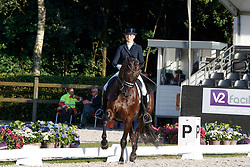 Van Der Putten Marieke, NED, Emporio Mb<br /> Longines FEI/WBFSH World Breeding Dressage Championships for Young Horses - Ermelo 2017<br /> © Hippo Foto - Dirk Caremans<br /> 04/08/2017