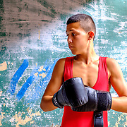 Boxing, Havana, Cuba
