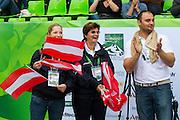 Katharina Wunschek - Diana Wunschek - Mario Hupka<br /> Alltech FEI World Equestrian Games™ 2014 - Normandy, France.<br /> © DigiShots