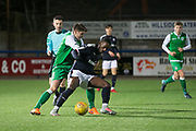 Roarie Deacon of Dundee - Dundee v Hibernian, SPFL Under 20 Development League at Links Park, Montrose<br /> <br />  - &copy; David Young - www.davidyoungphoto.co.uk - email: davidyoungphoto@gmail.com