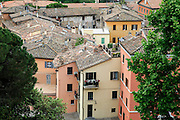 Small village in Umbria, Italy