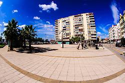 Street scene in Santander, Spain<br /> <br /> (c) Andrew Wilson | Edinburgh Elite media