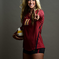 Women's Volleyball Team Photo Day | Hero Shots