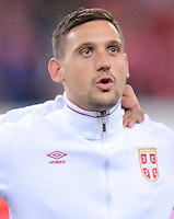 2016.03.23 Poznan<br /> Pilka Nozna Reprezentacja Mecz towarzyski<br /> Polska - Serbia<br /> N/z {persons}<br /> Foto Rafal Rusek / PressFocus<br /> <br /> 2016.03.23 Poznan<br /> Football Friendly Game<br /> Poland - Serbia<br /> {persons}<br /> Credit: Rafal Rusek / PressFocus