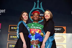 March 15, 2019 - Foligno, Perugia, Italia - Foto LaPresse/Gian Mattia D'Alberto.15/03/2019 Foligno (Italia) .Sport Ciclismo.Tirreno-Adriatico 2019 - edizione 54 - da Pomarance.a Foligno  (226 km) .Nella foto: durante la gara...Photo LaPresse/Gian Mattia D'Alberto.March 15, 2018 Foligno (Italy).Sport Cycling.Tirreno-Adriatico 2019 - edition 54 - Pomarance to.Foligno (140 miglia) .In the pic: during the race. (Credit Image: © Gian Mattia D'Alberto/Lapresse via ZUMA Press)