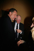 Jean Pigozzi and Lord Rothschild, Party for Jean Pigozzi hosted by Ivor Braka to thank him for the loan exhibition 'Popular Painting' from Kinshasa'  at Tate Modern. Cadogan sq. London. 29 May 2007.  -DO NOT ARCHIVE-© Copyright Photograph by Dafydd Jones. 248 Clapham Rd. London SW9 0PZ. Tel 0207 820 0771. www.dafjones.com.