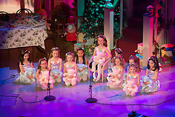 Repro Free: 29 November 2013<br /> Spotlight Stage School Fairies &ndash; singing &lsquo;My Best Friend&rsquo; on the Late Late Toy Show 2013. Picture Andres Poveda