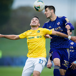 20191102: SLO, Football - Prva liga Telekom Slovenije 2019/20, NK Bravo vs NK Maribor