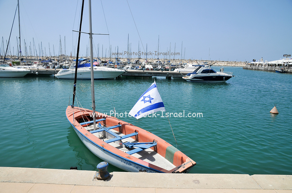 Ashkelon Marina and yacht club, Ashkelon, Israel,
