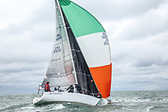 J109 Irish Nationals 2017 at National Yacht Club