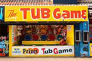 Coney Island New York Tub Game storefront