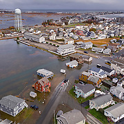Taken during the mid-day KIng Tide on October 28, 2019 in Hampton, NH