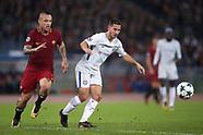 Roma v Chelsea - 31 October 2017