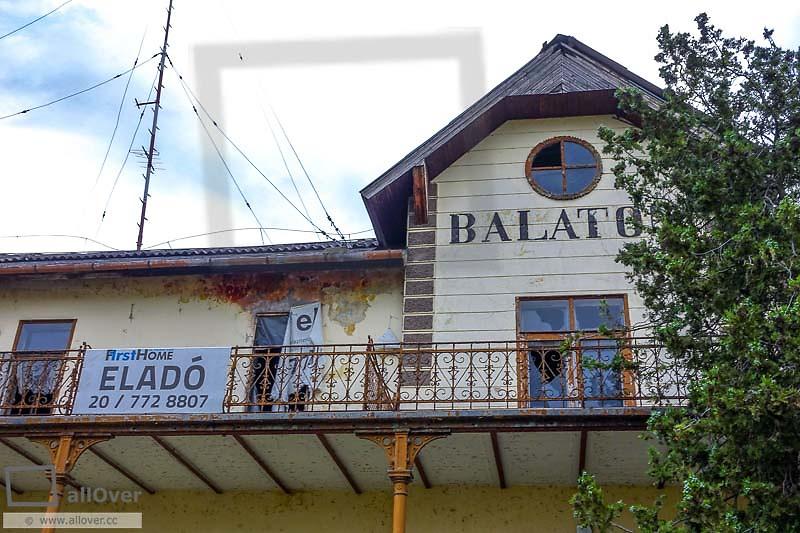 Hotel Balaton, Keszthely, Balaton, Hungary, Western Hungary, lake Balaton