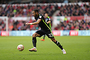 Brighton & Hove Albion defender Liam Rosenior (23) during the EFL Sky Bet Championship match between Nottingham Forest and Brighton and Hove Albion at the City Ground, Nottingham, England on 4 March 2017.