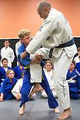 150326 Royce Gracie jiu jitsu  at US Blackbelt Academy