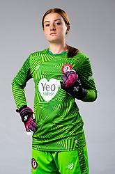 Sophie Baggaley - Ryan Hiscott/JMP - 08/08/2019 - SPORT - Stoke Gifford Stadium - Bristol, England - Bristol City Women Photoshoot
