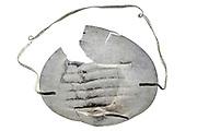 used end broken dusk mask
