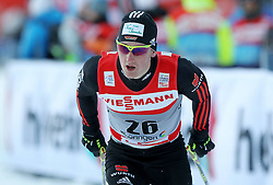 29.12.2011, DKB-Ski-ARENA, Oberhof, GER, Viessmann FIS Tour de Ski 2011, Prolog, Freie Technik/ Freistil Herren im Bild Andy Kühne (GER) . // during of Viessmann FIS Tour de Ski 2011, in Oberhof, GERMANY, 2011/12/29 .. EXPA Pictures © 2011, PhotoCredit: EXPA/ nph/ Hessland..***** ATTENTION - OUT OF GER, CRO *****