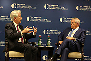 Senator Menendez speak at Carnegie