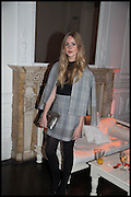 DIANA VICKERS, White By Agadir -  launch party <br /> to promote the Moroccan resort of Agadir , Il Bottaccio, 9 Grosvenor Place, London, 4 November 2014