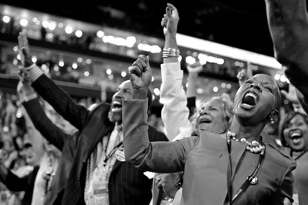 The 2012 Democratic National Convention, in which delegates of the Democratic Party will choose the party's nominees for President and Vice President in the 2012 United States national election, is scheduled to be held during the week of September 3, 2012[5][6] in Charlotte, North Carolina.<br />