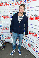 Ben Freeman, WhatsOnStage Awards Nominations - launch party, Cafe De Paris, London UK, 06 December 2013, Photo by Raimondas Kazenas