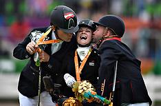 20160916 Paralympics Rio 2016 - Dressur Kür