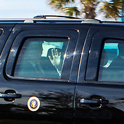 Trump_Motorcade