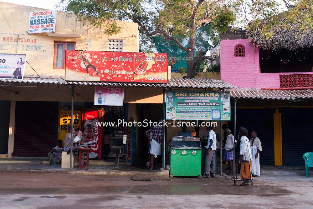 India, Tamil Nadu, Mahabalipuram