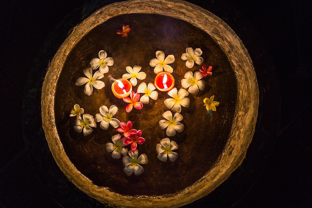Decoration at Wantilan Agung Banquet, Tugu Hotel Bali.