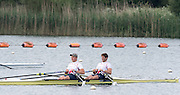 Caversham, Nr Reading, Berkshire.<br /> <br /> GBR M2X. Bow Jonny WALTON and John COLLINS, Olympic Rowing Team Announcement morning training before the Press conference at the RRM. Henley.<br /> <br /> Thursday  09.06.2016<br /> <br /> [Mandatory Credit: Peter SPURRIER/Intersport Images]