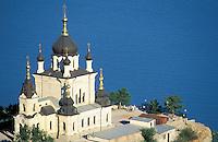Foros church - Black sea - Crimea - Ukraine