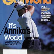 Golf World, todd bigelow, published work
