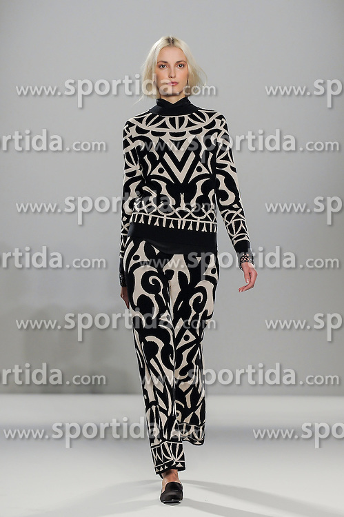 Temperley catwalk show at London Fashion Week, 22-02-15, London UK - b2511. EXPA Pictures &copy; 2015, PhotoCredit: EXPA/ Photoshot/ Mr Tickle<br /> <br /> *****ATTENTION - for AUT, SLO, CRO, SRB, BIH, MAZ only*****