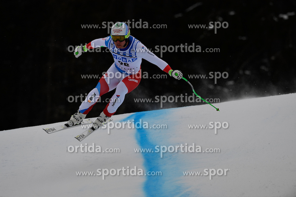 25.02.2017, Kvitfjell, NOR, FIS Weltcup Ski Alpin, Kvitfjell, Abfahrt, Herren, im Bild Ralph Weber (SUI) // Ralph Weber of Switzerland in action during the men's downhill of FIS Ski Alpine World Cup in Kvitfjell, Norway on 2017/02/25. EXPA Pictures © 2017, PhotoCredit: EXPA/ Jonas Ericson
