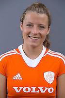 UTRECHT - Fabienne Roosen .  Jong Oranje meisjes -21 voor EK 2014 in Belgie (Waterloo). COPYRIGHT KOEN SUYK