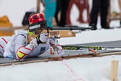 HUDAK Brittany, CAN, Long Distance Biathlon, 2015 IPC Nordic and Biathlon World Cup Finals, Surnadal, Norway
