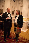 SIR IAN DOWNSON; THE EARL OF KINNOULL, The National Trust for Scotland Mansion House Dinner. Mansion House, London. 16 October 2013