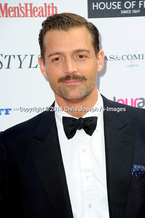 Patrick Grant attends the Fifi awards ceremony, The Brewery, London, United Kingdom. Thursday, 15th May 2014. Picture by Chris Joseph / i-Images
